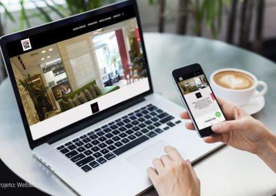 Espaço Cortina Website